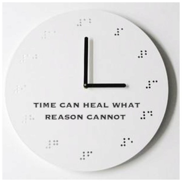 Time Heals Quote 13 Picture Quote #1