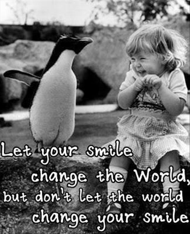 Change The World Funny Quote 1 Picture Quote #1