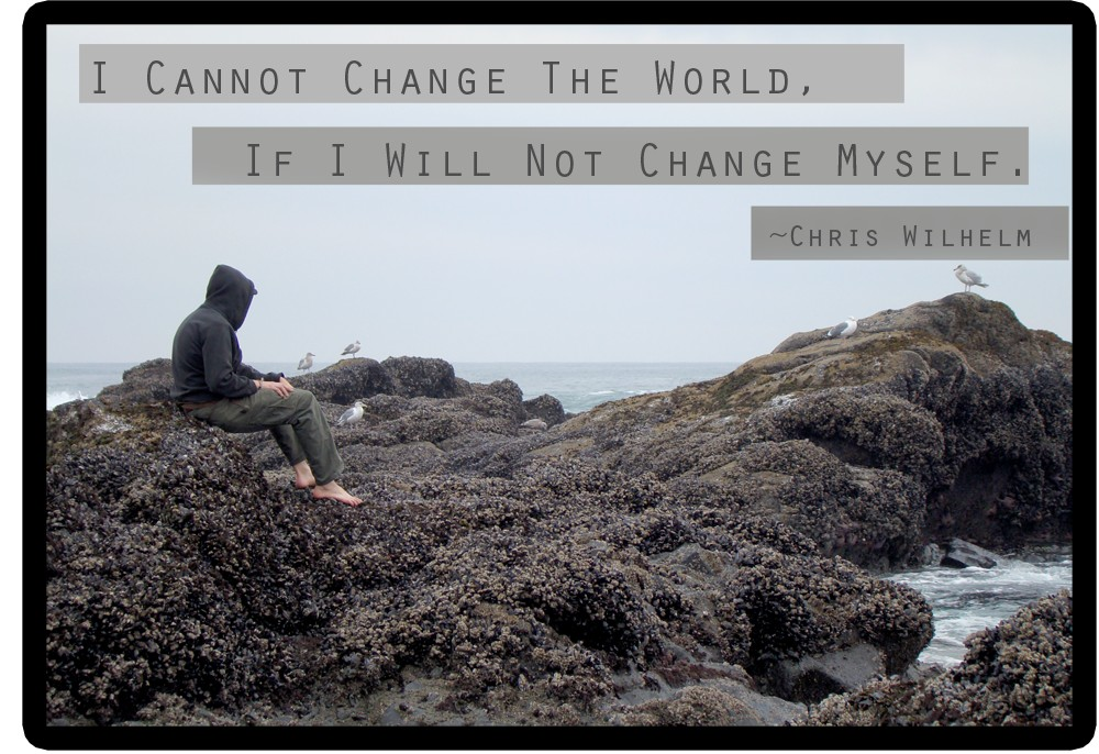 Change The World Quote 11 Picture Quote #1