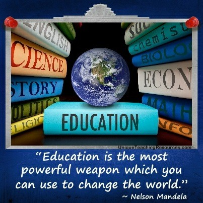 Teachers Change The World Quote 3 Picture Quote #1