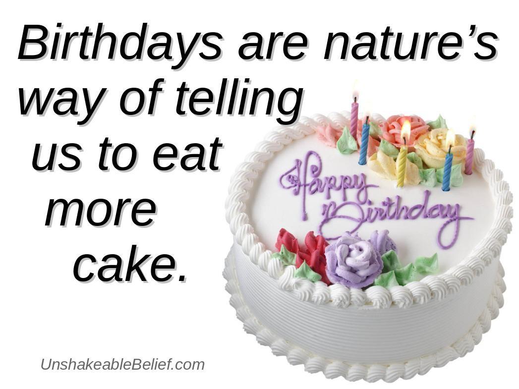 Happy Birthday Quote Funny 7 Picture Quote #1
