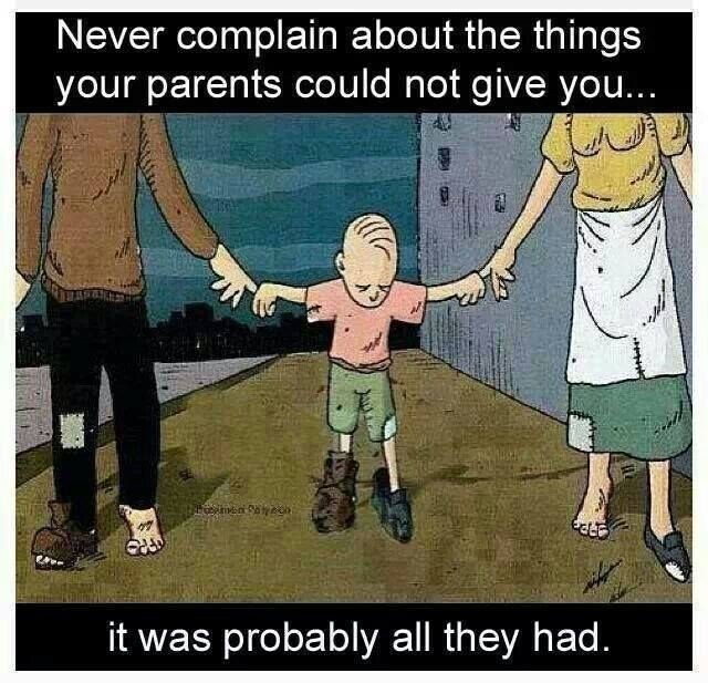 Stop Complaining And Be Thankful Quote 2 Picture Quote #1