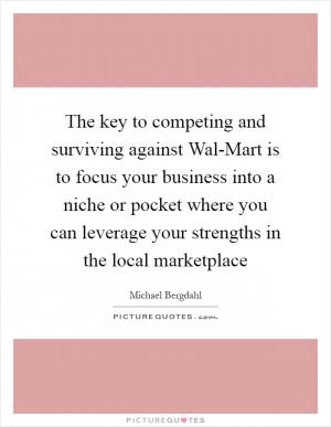 an overview of the foundation and business operations of wal mart Operating free of unions was as essential to walmart's business as known operation summary of the expected our walmart activity reported 42.
