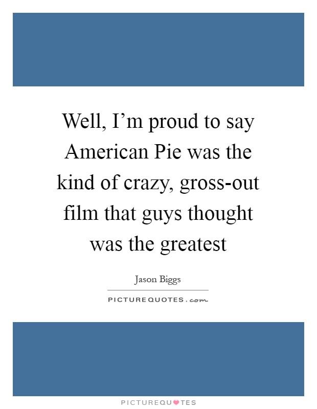 american essay im proud