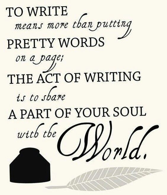Writer Quote 7 Picture Quote #1