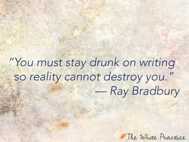Writer Quote 8 Picture Quote #1