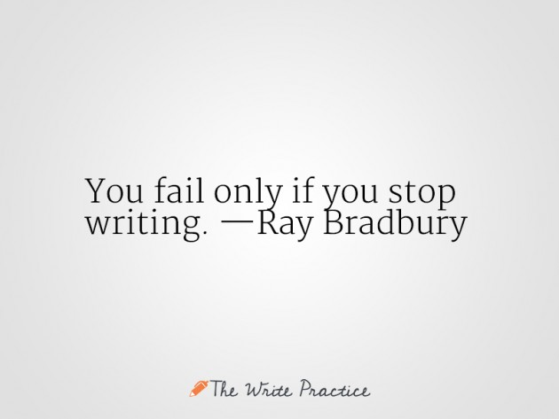 Writer Quote 9 Picture Quote #1