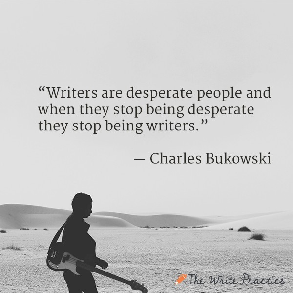 Writer Quote 11 Picture Quote #1