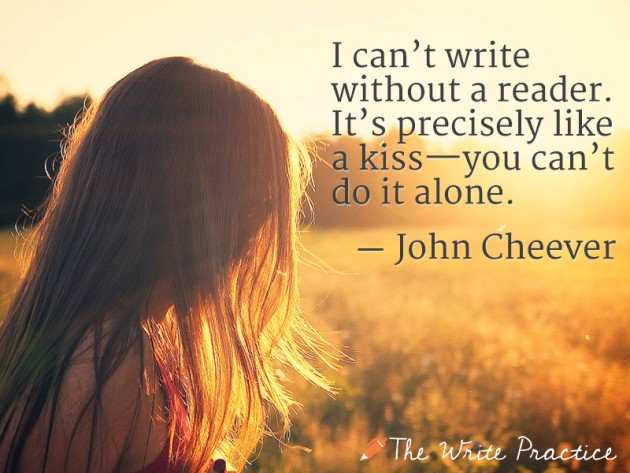 Writer Quote 14 Picture Quote #1