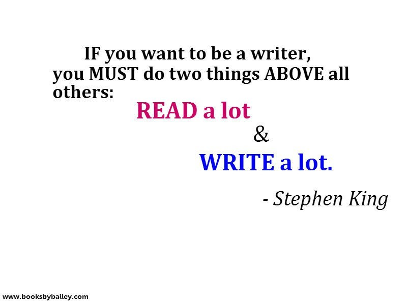 Writer Quote 17 Picture Quote #1