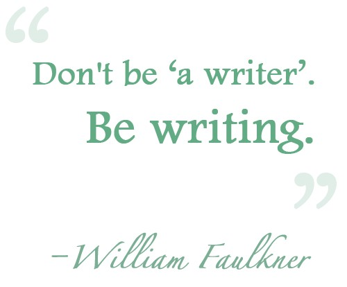Writer Quote 18 Picture Quote #1