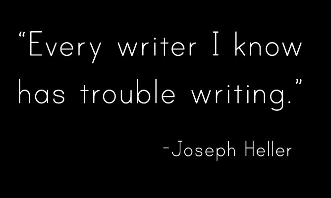 Writer Quote 22 Picture Quote #1