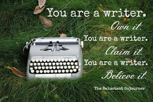 Writer Quote 24 Picture Quote #1