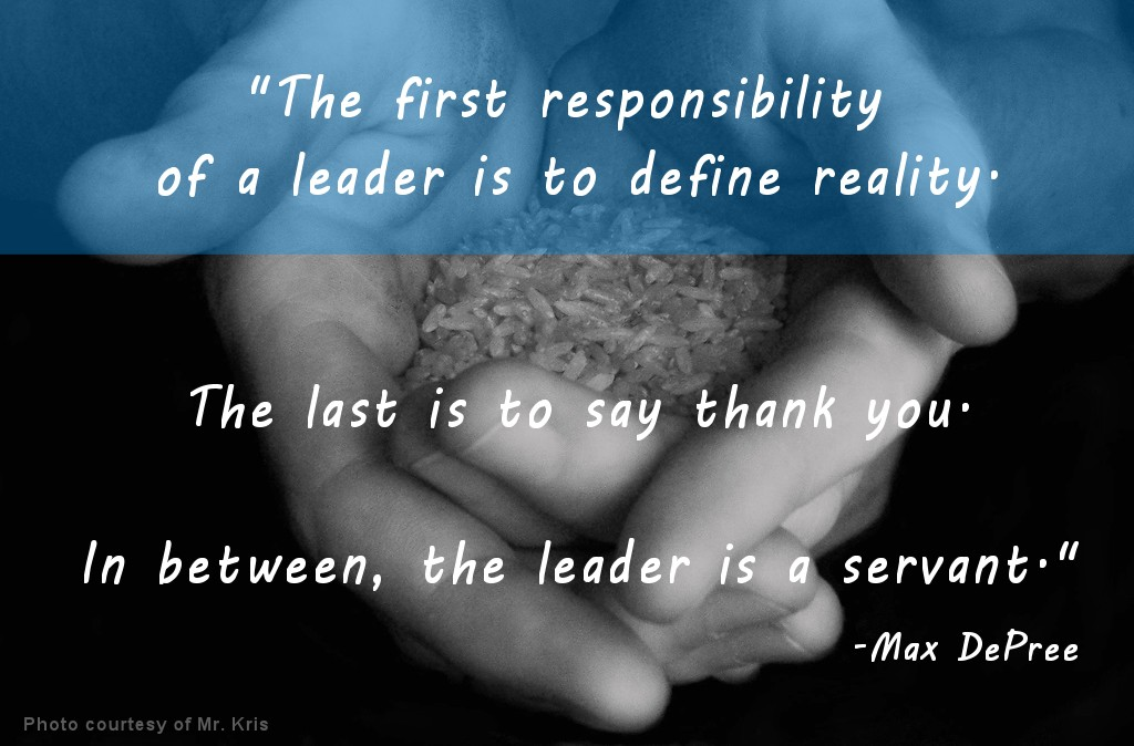 Servant Leadership Quotes Delectable Servant Leadership Quote  Quote Number 656120  Picture Quotes