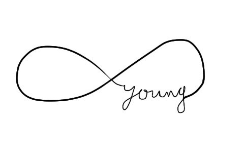 Forever Young Quote 4 Picture Quote #1