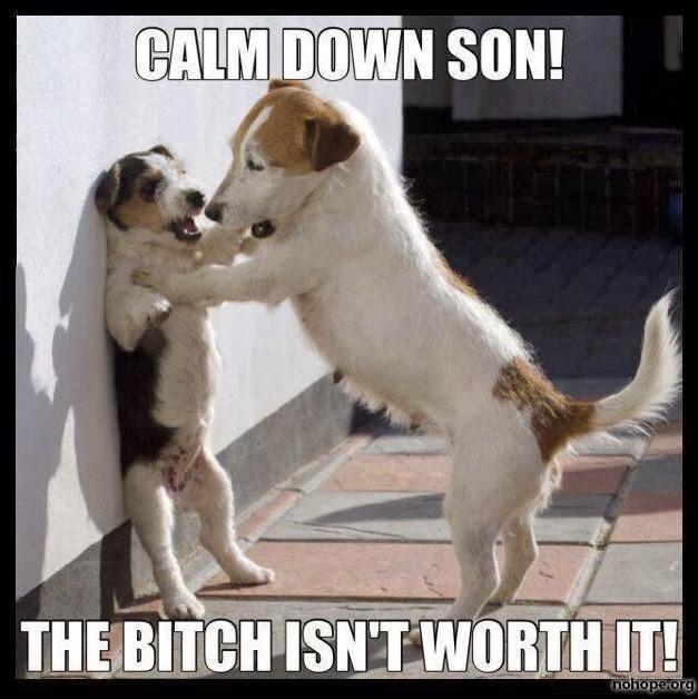 Calm Down Quote 6 Picture Quote #1