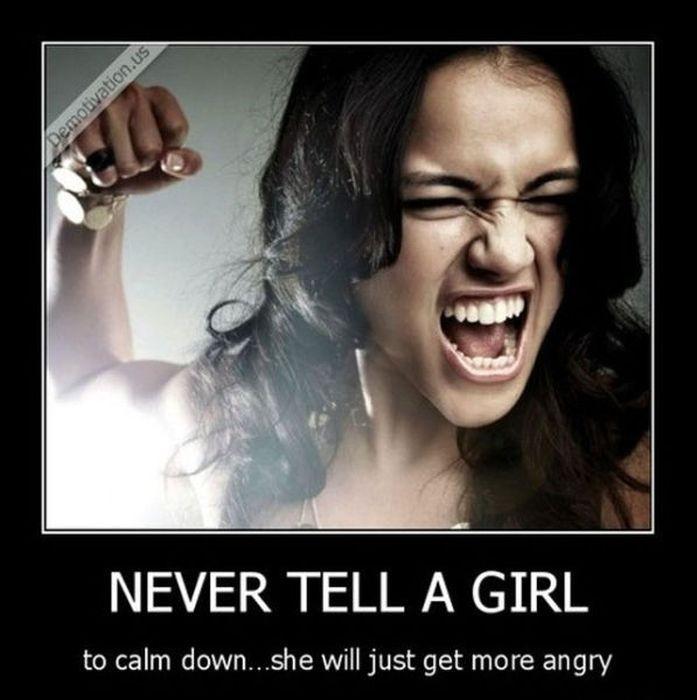 Calm Down Quote 7 Picture Quote #1