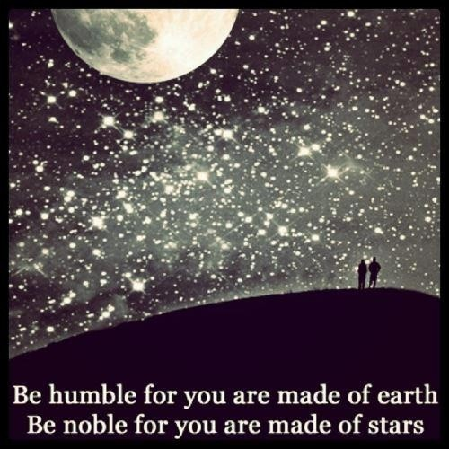 Be Humble Quote 4 Picture Quote #1