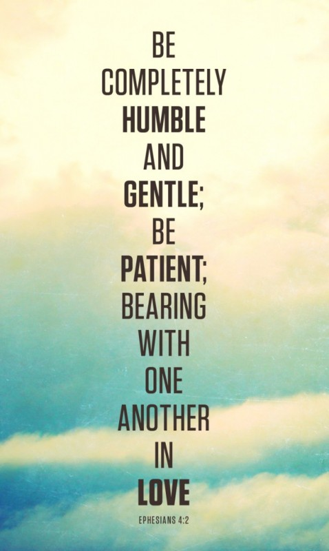 Be Humble Quote 7 Picture Quote #1