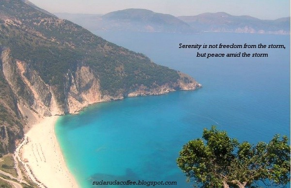 Peace And Tranquility Quote 3 Picture Quote #1