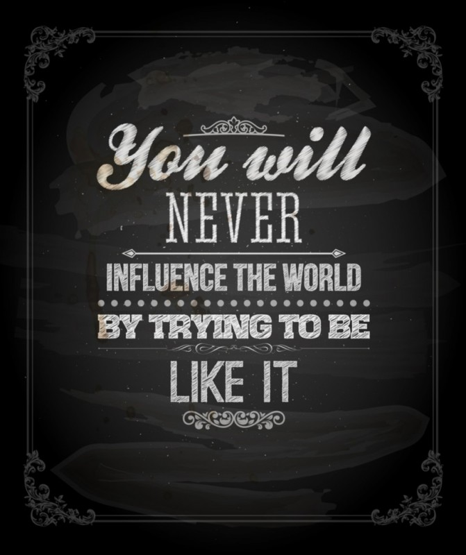 Influence Quote 6 Picture Quote #1