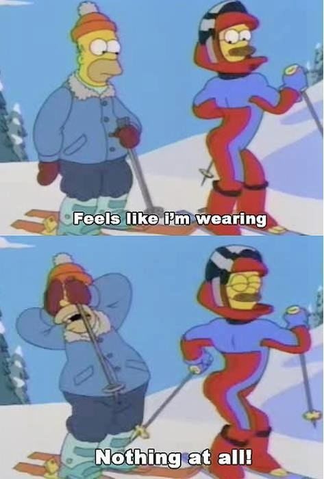 Funny Simpsons Quote 8 Picture Quote #1