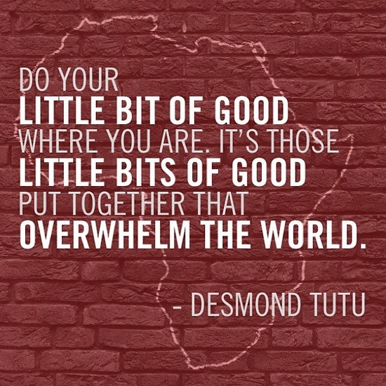 Humanitarian Quote Helping People 2 Picture Quote #1