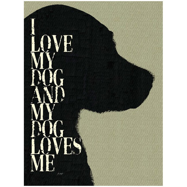 Dog Love Quote 1 Picture Quote #1