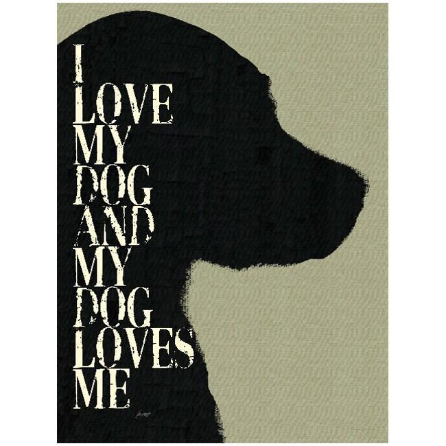 Dog Love Quote 1 Picture Quote #1