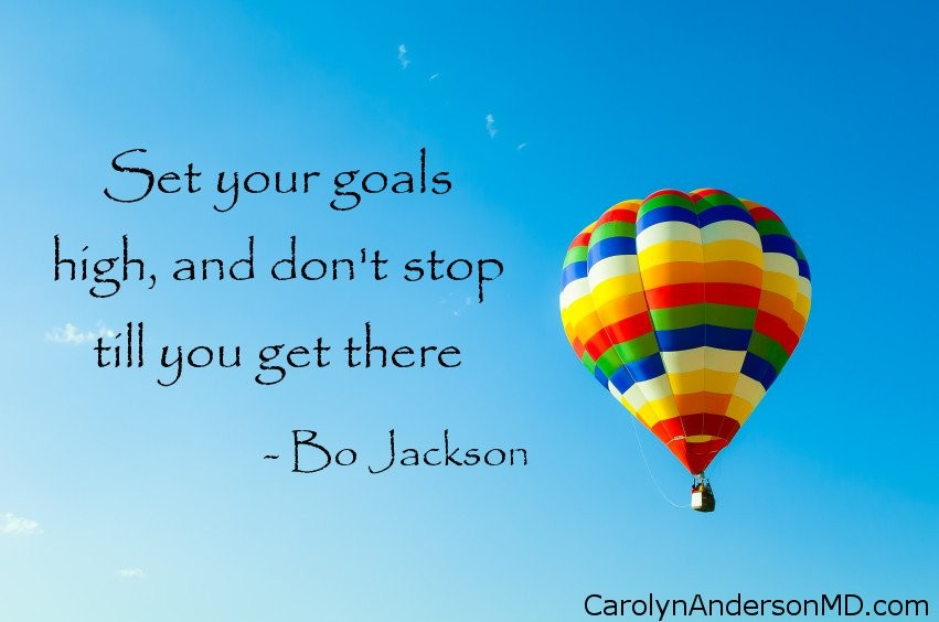 Achieving Goals Quote 2 Picture Quote #1