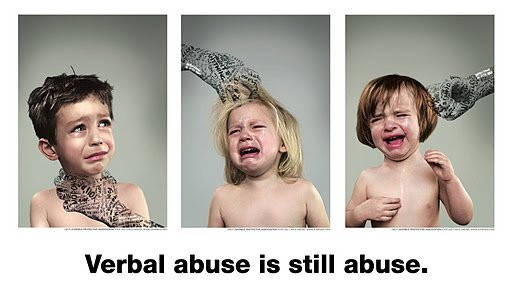 Words Hurt Verbal Abuse Quote 1 Picture Quote #1