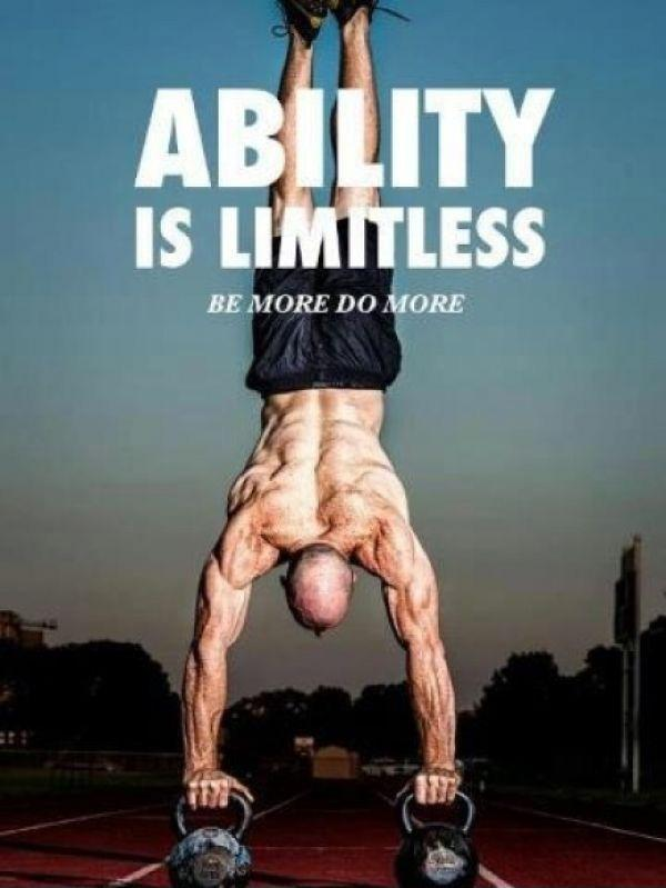 Ability is limitless Picture Quote #1
