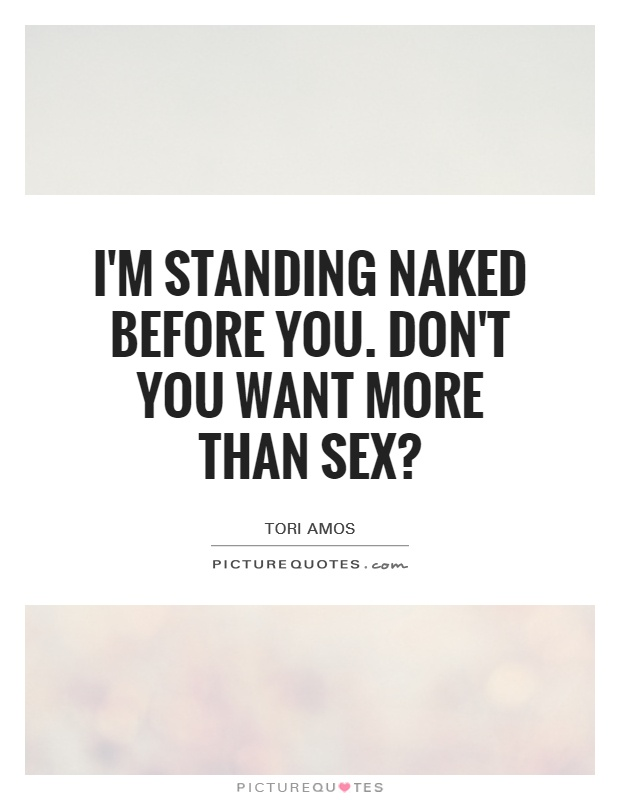 Nude funny sex quotes opinion