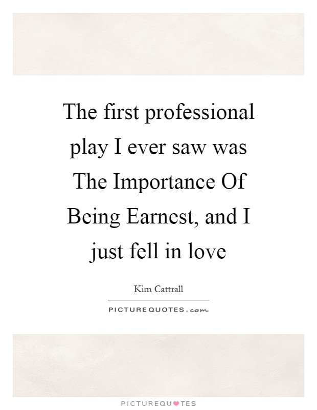 the theme of deception in the play the importance of being earnest by oscar wilde Oscar wilde's play the importance of being earnest derives much of its the play's themes life and work of oscar wilde and to place the play in.
