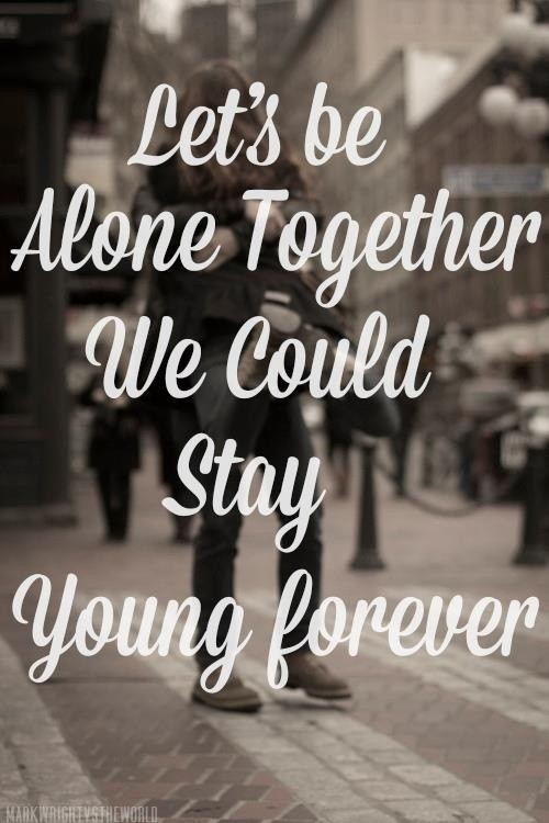 Fall Out Boy Song Quote 3 Picture Quote #1