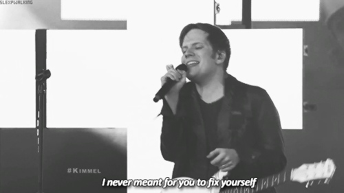 Fall Out Boy Quote 21 Picture Quote #1