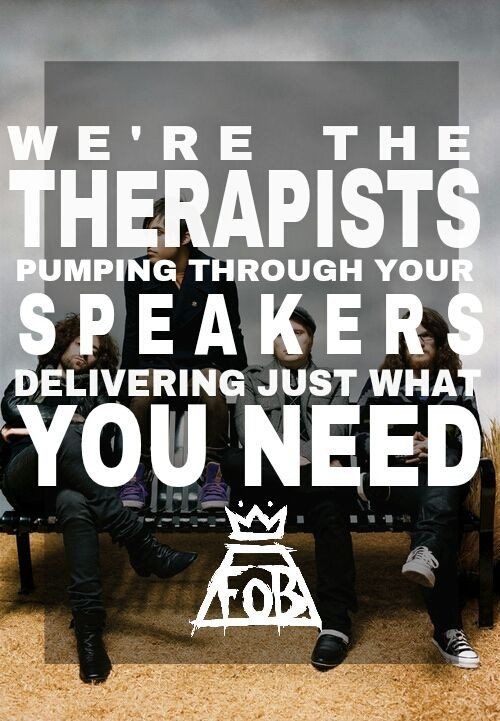 Fall Out Boy Quote 22 Picture Quote #1