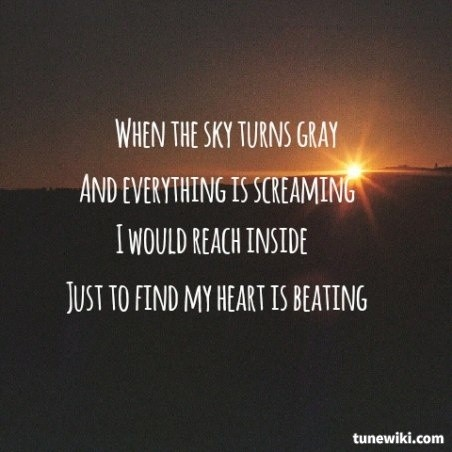 Bleeding Out Imagine Dragons Quote 5 Picture Quote #1