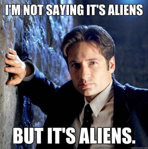 Alien Quote 1 Picture Quote #1