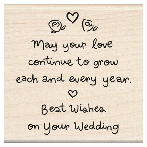 Well Wishes For Marriage Quote 1 Picture Quote #1