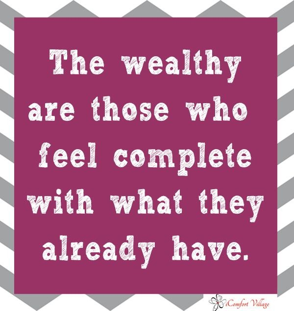 True Wealth Quote 1 Picture Quote #1