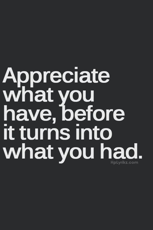 Dont Take For Granted Quote 1 Picture Quote #1