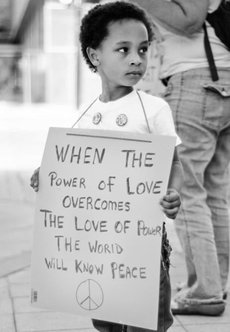 World Peace And Love Quote 2 Picture Quote #1