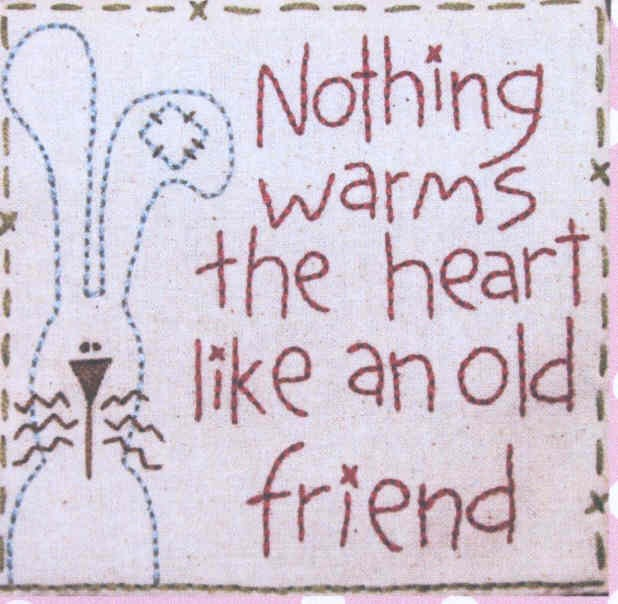 Old Friend Quote 4 Picture Quote #1