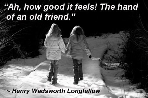 Old Friend Quote 6 Picture Quote #1