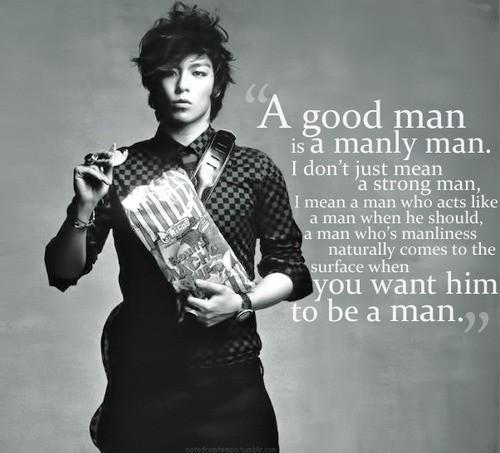 Good Men Quote 7 Picture Quote #1