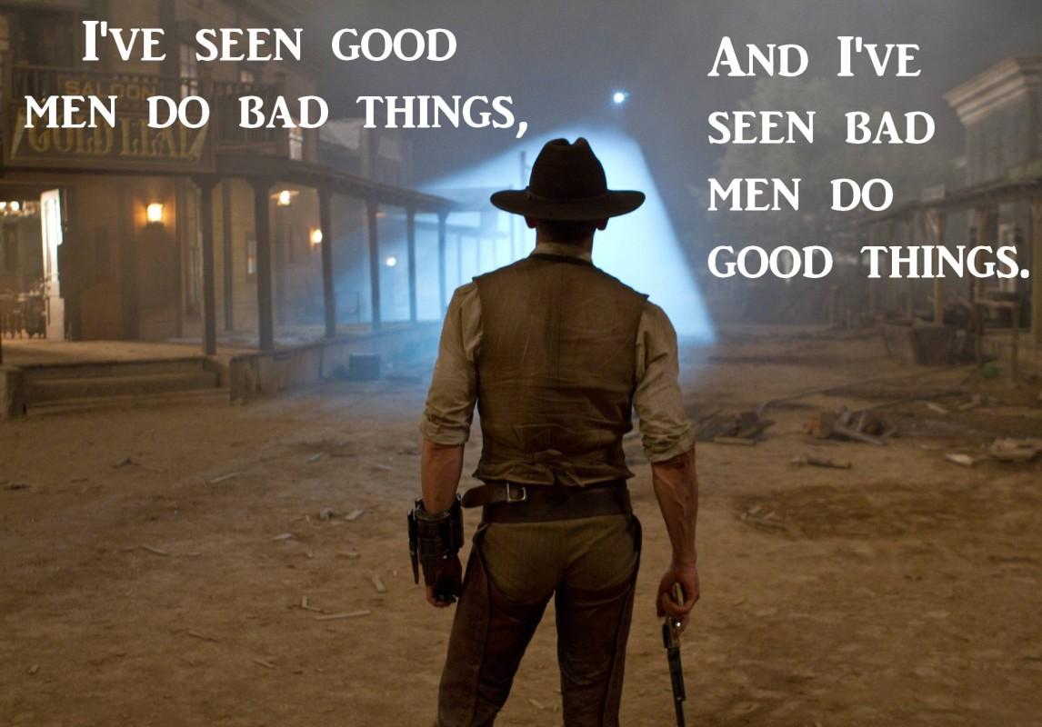 Good Men Quote 8 Picture Quote #1