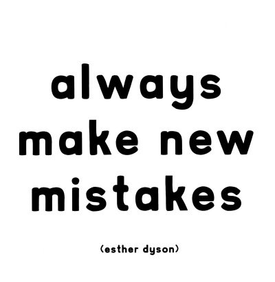 Learning From Mistakes Quote 2 Picture Quote #1