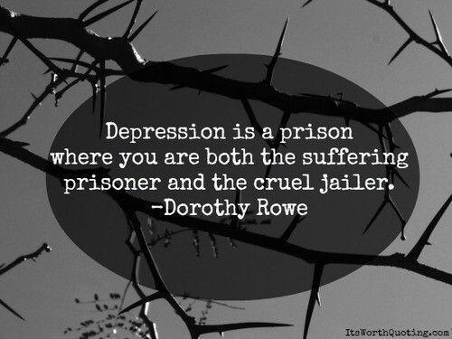 Mental Prison Quote 1 Picture Quote #1