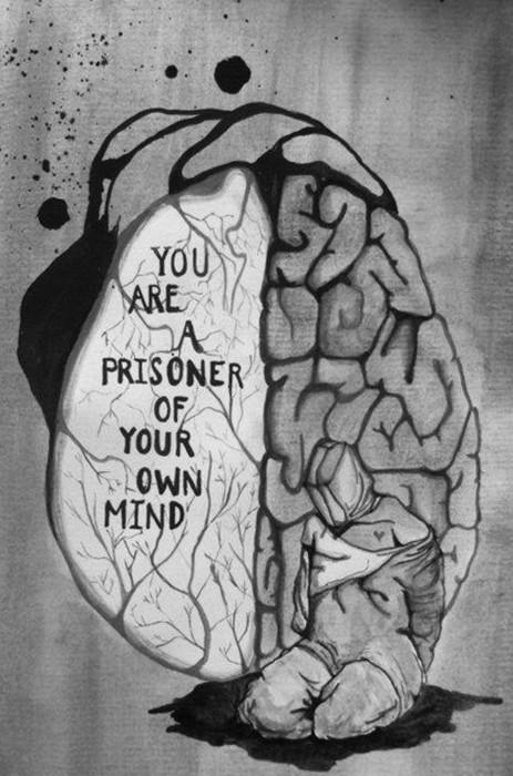 Mental Prison Quote 2 Picture Quote #1